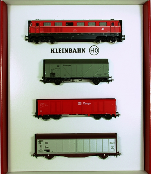 Set 2050 S/ ÖBB 2050.17 Epoche V